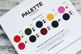 palette london create your own nail paint kit tales of a pale