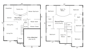 floor plans million dollar home appraiser