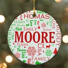 Personalised Christmas Ornaments - personalized christmas ornaments fishwolfeboro