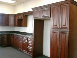 Maple Kitchen Cabinet Mahogany Colored Maple Kitchen Cabinets
