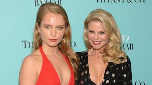 christie brinkley exclusive christie brinkley gushes beautiful family title