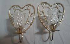 home interiors sconces sconce votive cups candles candleholders ebay