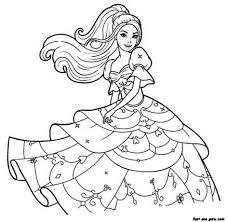 download coloring pages coloring pages barbie coloring pages