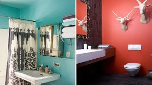 colorful bathrooms bold bathroom colors ideas diy bathroom colors