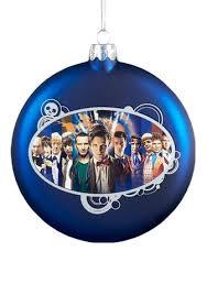 doctor who ornaments newbury comics