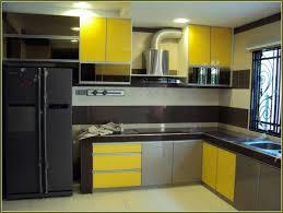 Kitchen Cabinets Kochi Aluminium Kitchen Cabinet Khasva Interiors In Ernakulam India