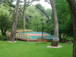 Backyard Sport Courts Sport Courts Images And Picture Gallery Indoor And Outdoor Courts