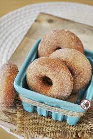 baked cinnamon donuts sweetest kitchen