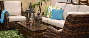 luxury outdoor patio furniture by polywood ratana seaside casual
