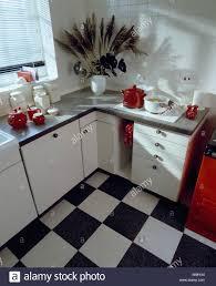 Kitchen Vinyl Floor Tiles by Black And White Vinyl Flooring Tiles Floor Ideas