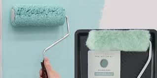 how to get a smooth finish when painting kitchen cabinets preventing the framing effect with a paint roller