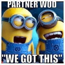 Workout Partner Meme - thursday 1 2 14 pet rock partner w o d crossfit 906