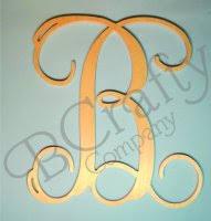 wholesale wooden letters