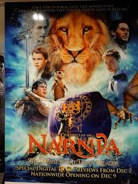 narnia film poster narnia s dawn treader offers viewers an emotion packed voyage