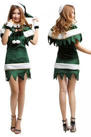 58 31 womens green tree costume for sale fast