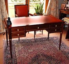 bureau en acajou bureaux