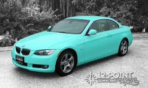 tiffany blue bmw tiffany blue color change wrap vroom vroom