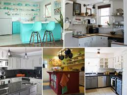how to fit a kitchen cheaply before and after kitchen remodels on a budget hgtv