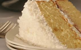 recipe classic coconut cake with white mountain coconut icing