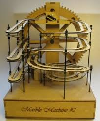 Free Wooden Toy Plans Pdf by Busted Bricks Marble Machine 2 Now Available As A Kit Marble