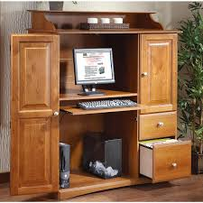 Sauder Sugar Creek Computer Armoire by Computer Armoire Canada Style Yvotube Com