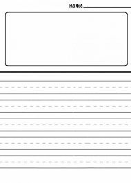 printable lined paper editable printable lined paper for first grade printable pages