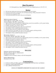 10 linkedin resume examples informal letters