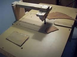 Table Jigsaw Jigsaw Table U2013 Cutting Wood Gears Alan Mackenzie Blog