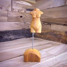 wood sculpture mother abstract modern wooden figurines wood