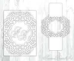 envelope border pattern cricut envelope template floral wreath monogram frame border wedding