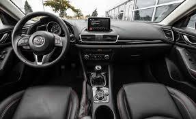 Mazda 3 Interior 2015 2017 Mazda 3 Facelift Sedan 2017 2018 Mazda 6
