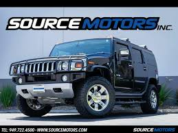 luxury hummer 2009 hummer h2 luxury for sale in orange county ca stock 10523