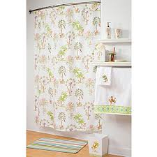 Shower Curtains Bed Bath And Beyond Dena Home Monkey Shower Curtain Bed Bath U0026 Beyond