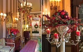 Picture Of Home Decoration New Orleans Home Showcases Yuletide Spirit Southern Lady Mag