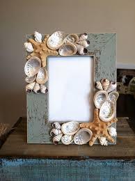 themed frames best 25 seashell picture frames ideas on seashell