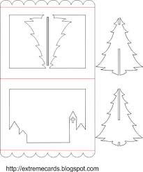 printable christmas pop up card templates 29 images of pop up card template free download learsy com