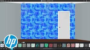 Designer Tool Create Unique Wall Art Applications HP Wallart - Wall art designer