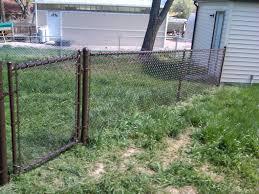 4 rail black vinyl fence u2013 outdoor decorations