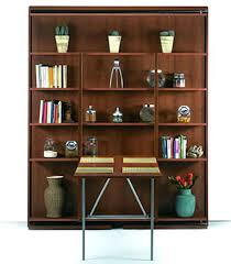 sliding bookcase murphy bed murphy bed sliding bookcase look modern bed spaces bed and tiny