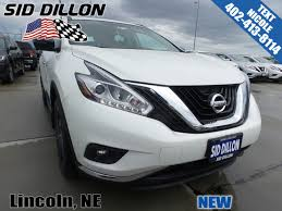 nissan murano interior accent lighting new 2017 nissan murano platinum suv in lincoln 4n17615 sid