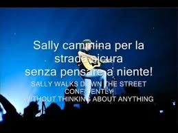 vasco sally testo vasco sally wmv