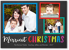 personalized christmas cards christmas photo cards shutterfly