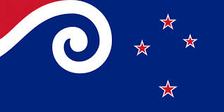 Flag Red With White Cross Your Nz Flag Choices Your Nz