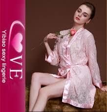 Honeymoon Nightgowns See Through Ladies Lingerie Robe De Mariage For Honeymoon