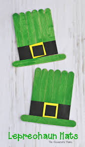 st patrick u0027s day crafts from the dollar store