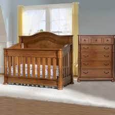 Simmons Convertible Crib Simmons Hanover Park 2 Nursery Set Convertible Crib And 5