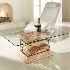 stone and glass coffee table showing photos of stone and glass coffee tables view 9 of 20 photos
