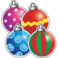 ornaments 6 inch designer cut outs variety pack