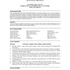 how to write a professional profile resume genius profiles