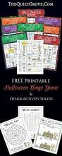 Halloween Printable Games Best 25 Halloween Bingo Ideas On Pinterest Halloween Bingo